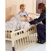 Bed Guard Wooden Nature 3