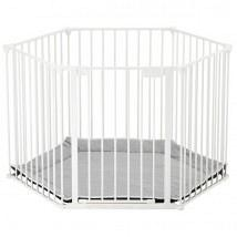 BabyDen PlayPen White 1