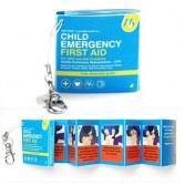 Infant and Child Emergency First Aid Guides 2 Pack