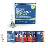 Infant and Child Emergency First Aid Guides 2 Pack 2