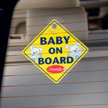 Baby on Board Sign 1