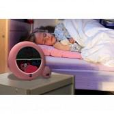 Night light and Alarm Clock Pink 3