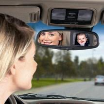 Adjustable Back Seat Mirror 1