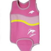 Babywarma Wetsuit Fuchsia 0 to 6 months 1