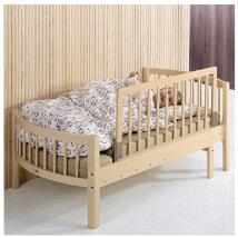 Bed Guard Wooden Nature