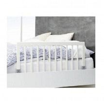 Bed Guard Wooden White