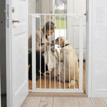 Extra Tall Pressure Indicator Baby and Pet Gate 1