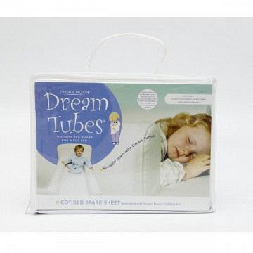 Dream Tubes Cot Bed Spare Sheet