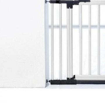 Extend A Gate Double Kit Aluminium