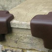 Corner Guards Brown 2 pack 1
