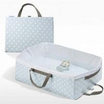 Folding Baby Bath Mint Green 1