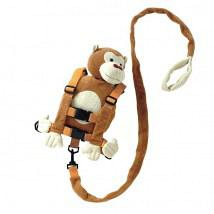 2 in 1 Harness Buddy White Face Monkey 1