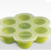 Multi-Portions Silicone Green 1