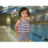 Float Suit Navy Stripe 1 to 2 years 2