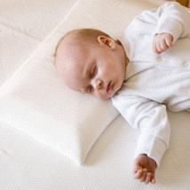 Clevamama memory foam pillow - baby