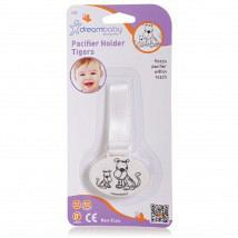 Dreambaby_Pacifier_Holder_Tigers