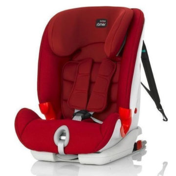 Britax Advansafix Flame Red