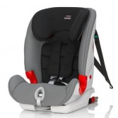 Britax Advansafix Steel Grey